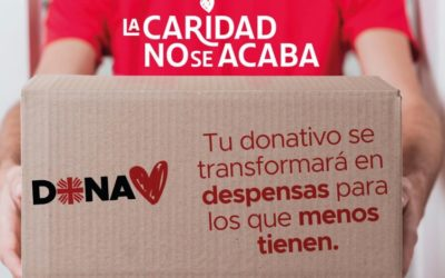 Campaña de Emergencia caritas: La Caridad no se acaba
