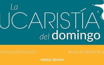 Eucaristía en tu casa: Domingo de Ramos