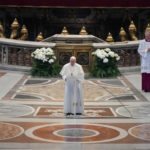 No temas, «he resucitado y aún estoy contigo»: Papa Francisco