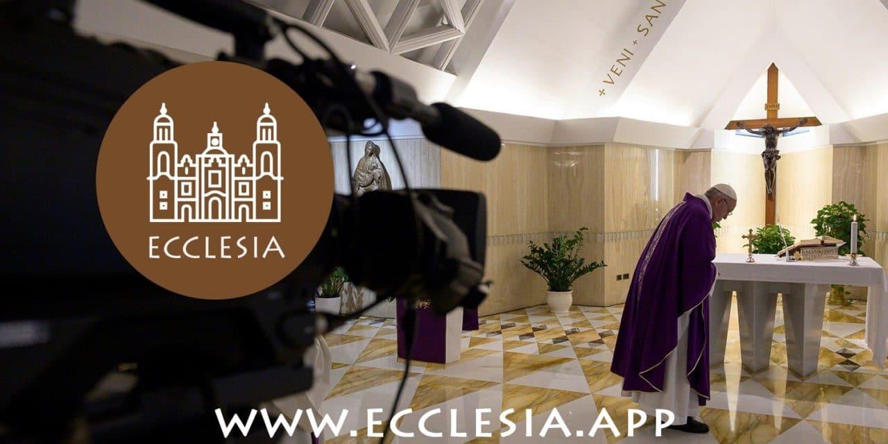 Iniciativas que contagian: ecclesia.app