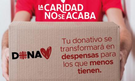 La caridad no se acaba
