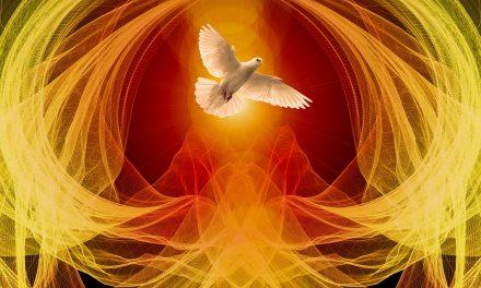 Cristo, lleno del Espíritu Santo