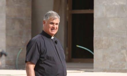 La liturgia, el refugio en tiempos difíciles