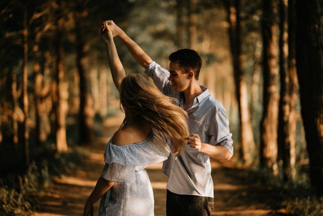 Amar significa buscar lo mejor para quien se ama