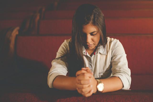 Cuando no puedes comulgar Cristo llega a ti por otras vías