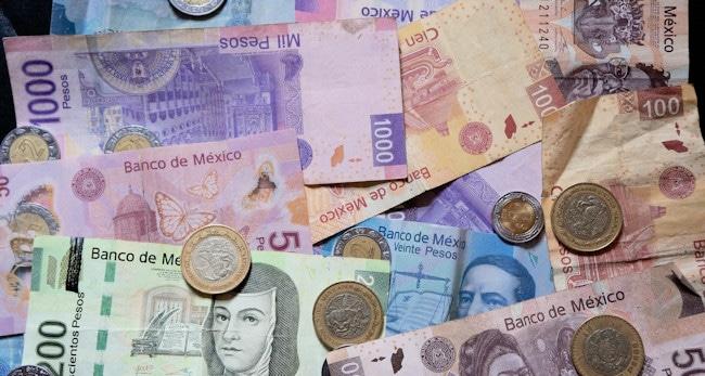 Los billetes falsificados