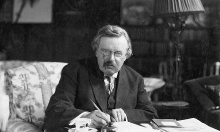 Chesterton: maestro del sentido común y el buen humor