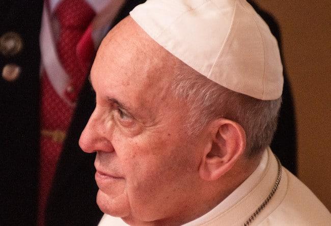 El Papa pide rezar para que haya más compasión