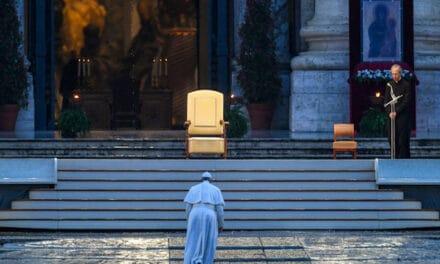 En la pandemia, el Papa Francisco se convierte en líder mundial indiscutido