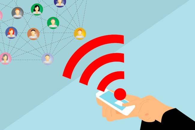 Qué hacer antes de reenviar un mensaje a tus contactos?