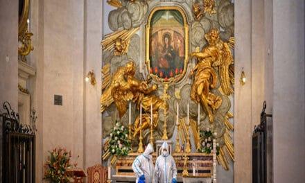 Reapertura de la Basílica de San Pedro en Roma