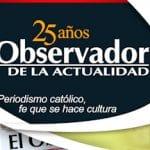 25 años de periodismo católico