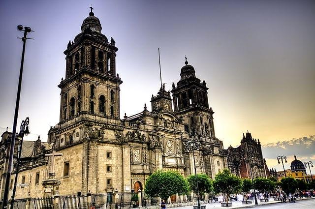 Sobre la Catedral Metropolitana y las Fiestas Patrias