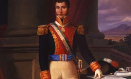 Agustín de Iturbide: de la exaltación al escarnio…