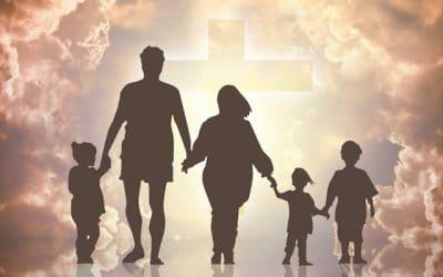 La fe se fortalece dándola, también en nuestra casa