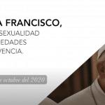 ¿Qué dijo verdaderamente el Papa Francisco sobre la homosexualidad y las sociedades de convivencia?