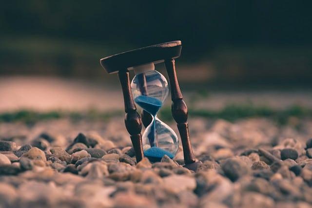 El tiempo de la vida es breve