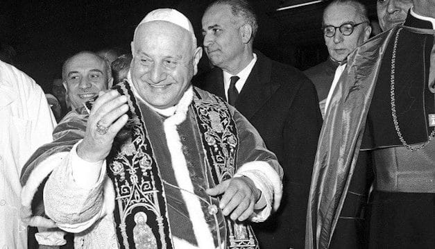 Angelo Roncalli, un Papa con muy buen humor
