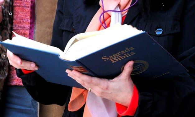 """""""La estima por la sagrada escritura"""""""