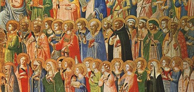 La Biblia y los santos enseñan la vía de la santidad