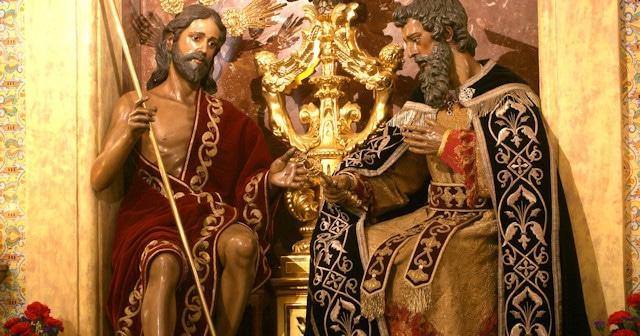 ¿Por qué hay santos, si sólo Dios lo es?