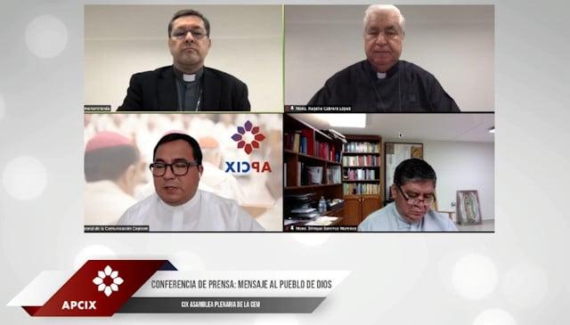 Ante crisis por covid obispos de México piden trabajar en la unidad y concordia