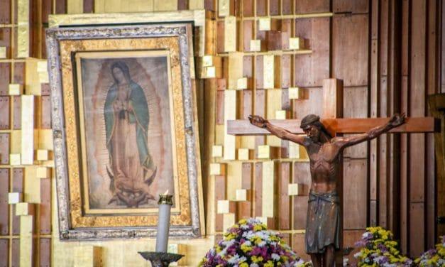 México se consagra a la Virgen de Guadalupe