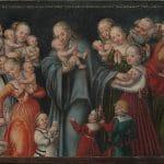 Jesucristo y los niños en la Biblia