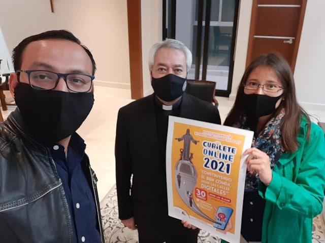 """Cubilete 2021: el encuentro en """"calles"""" digitales"""