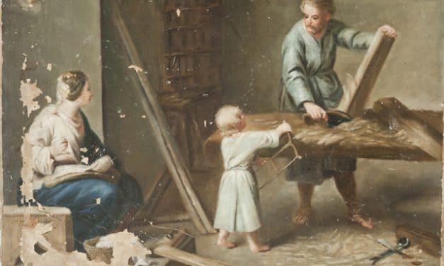 San José: Padre trabajador
