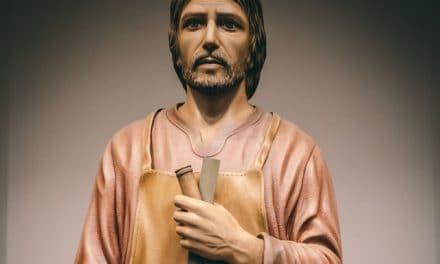 San José: Padre en la sombra