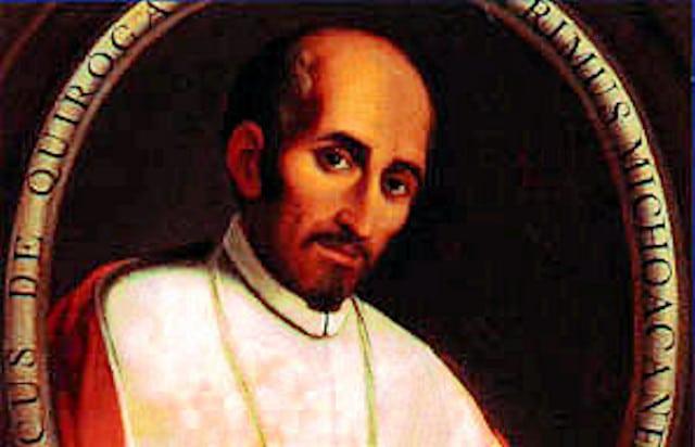 Vasco de Quiroga y su obra en México