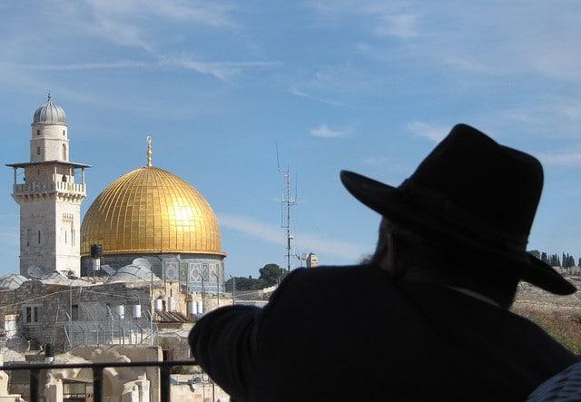 La conversión de un rabino