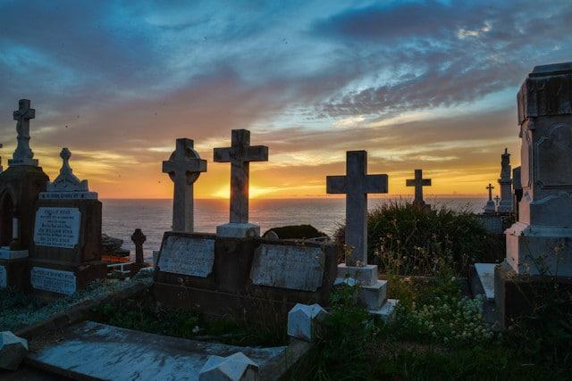 La muerte, una señal para la vida