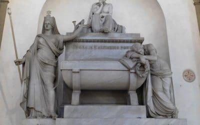 Pablo VI y Dante Alighieri
