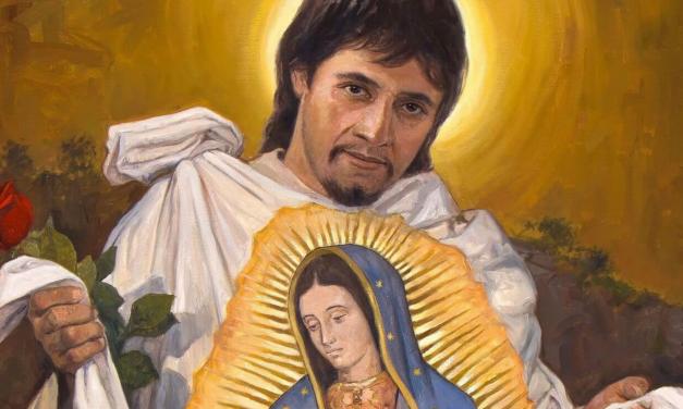 Como San Juan Diego: oración y acción responsable, dos pilares para construir un México nuevo.