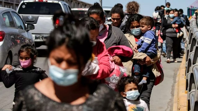 Situación en la Frontera entre Estados Unidos y México