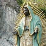 La morenita del Tepeyac nos llama a cada uno a construir la paz.