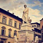 Benedicto XVI y Dante Alighieri