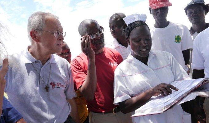 """""""El acceso de África a las vacunas es uno de los puntos cruciales para la contención de la pandemia"""""""