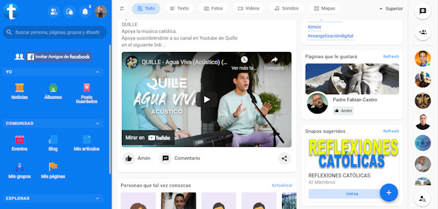 TuCristo.com, la red para hacer lío