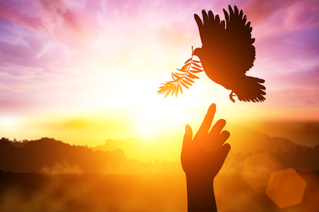 Un cristiano de corazón, se enamora del Espíritu Santo