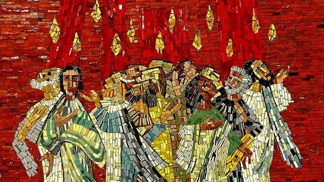 Pentecostés: El Espíritu Santo para una misión de alto riesgo