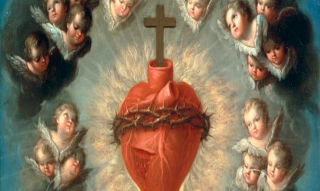 Ideas para honrar al Sagrado Corazón en casa