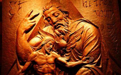 Iglesia sinodal: imagen de la santa trinidad