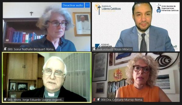 Mujeres en la Iglesia: el desafío de la sinodalidad