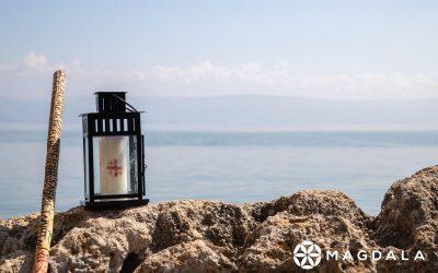 Presentan peregrinación virtual de sanación en Magdala