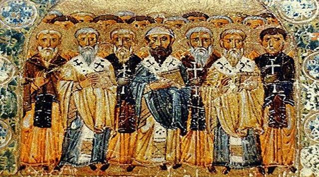 """Los llamados """"Padres de la Iglesia"""""""