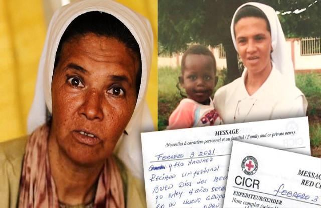 """""""Oren mucho por mí"""": religiosa secuestrada en África"""