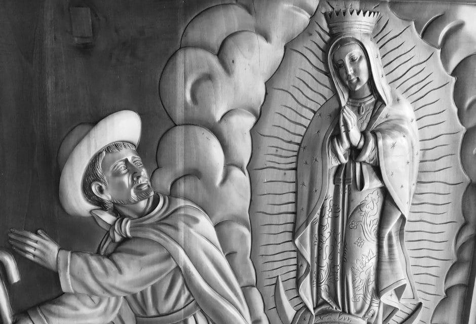 La mirada del laico en san Juan Diego